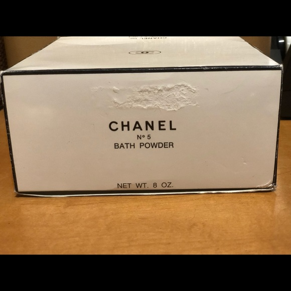 4c6613f2132 CHANEL Other - CHANEL NO.5 BATH POWDER NEW NEVER SAMPLED !